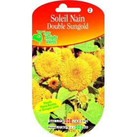 Soleil Nain Double Sungold