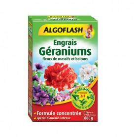 Engrais Géraniums Action rapide 800g