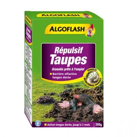 Répulsif Taupes
