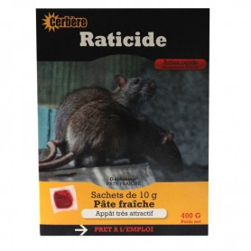 Raticide 400g