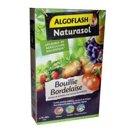 Bouillie bordelaise naturasol 350g - Traitement arbres fruitiers avec bouillie bordelaise ...