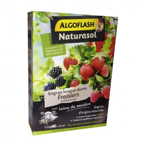 Engrais longue durée fraisiers et petits fruits 1,2Kg