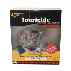 Souricide 150g