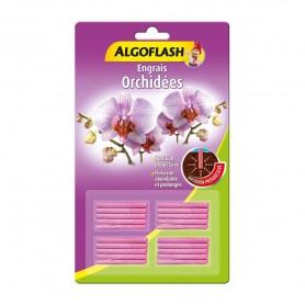 20 batonnets engrais orchidée Algoflash