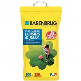 Gazon loisirs et jeux 5Kg Barenbrug