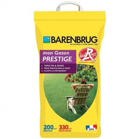 Gazon prestige 5Kg Barenbrug