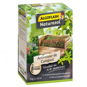 Activateur de compost Naturasol 3Kg