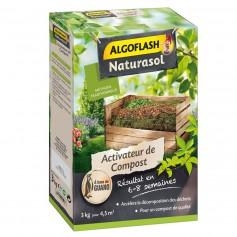 Activateur de compost Naturasol 3Kg 13.95€