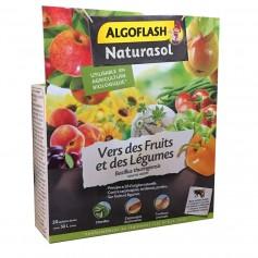 Vers de fruits et des légumes Bacillus thuringiensis 50g Naturasol