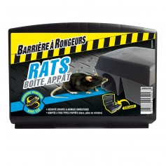 Rats Boite appât Barrière à rongeurs