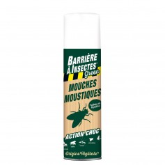 Mouches Moustiques 400mL Barrière à insectes Green