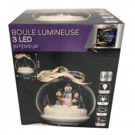 Boule lumineuse 3 LED