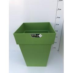 Pot toscane carré 39cm 995