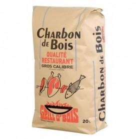 Charbon de bois 20L 595