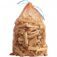 Filet de petit bois d'allumage 40 Litres
