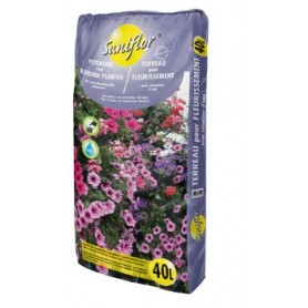 Terreau Fleurissement 40L 7.65€