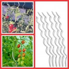 Tuteur tomate spirale 180 cm 1.29€ pièce