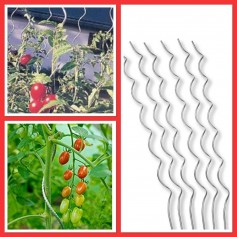 Tuteur tomate spirale 180 cm
