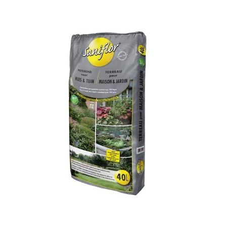 Terreau plante interieure 40L