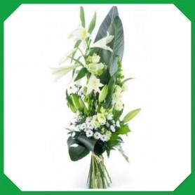 Bouquet Face avec sa poche d'eau 35€
