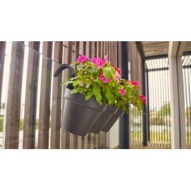 Pot Capri Balcon Triple