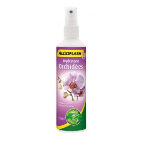 Hydratant Orchidées 250ml Algoflash