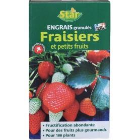Engrais granulés fraisiers 1Kg