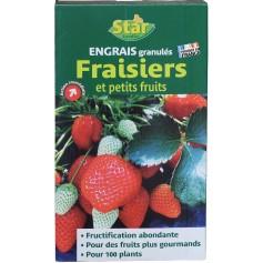 Engrais granulés fraisiers 1Kg STAR 4.95€