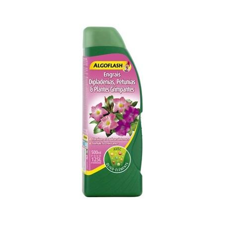 Engrais liquide Dipladénias, Pétunias et Plantes Grimpantes 500ml