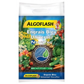 Engrais Bleu Universel Novatec 5kg 17.95€