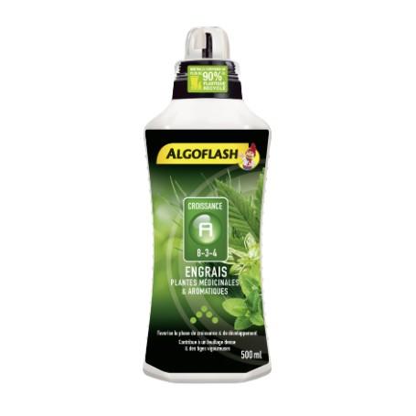 Engrais CROISSANCE 8-3-4 ' Plantes Médicinales et Aromatiques 500ML ' 6.95€