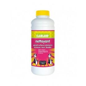 Nettoyant Spécial surfaces extérieures 1L à diluer 11.95€