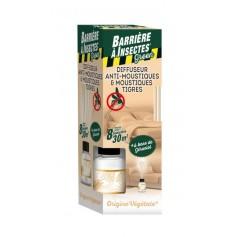 Diffuseur Anti-Moustiques & Moustiques Tigres 80ml 10.95€