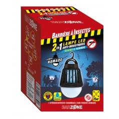 Lampe LED Anti-Moustiques 2en1 21.95€