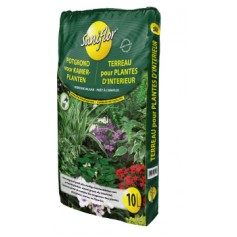 Terreau pour Plantes d'intérieur 10L