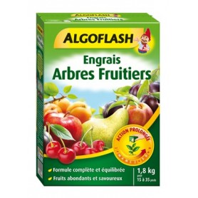 Engrais Arbres fruitiers Action prolongée 1,8kg 9.95€