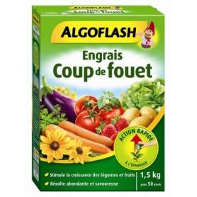 Engrais Coup de Fouet Action rapide 1,5kg 8.95€