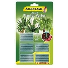 25 Bâtonnets engrais plantes vertes 30g
