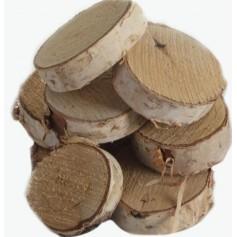 Rondins de bois /8 1.99€