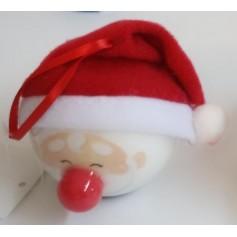 Boule Lumineuse Père Noël LED 1.99€