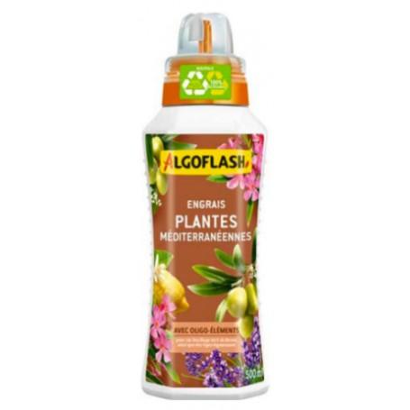 Engrais Oliviers et Plantes Méditerranéennes 500ml Algoflash