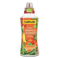 Engrais Tomates, Légumes et plantes aromatiques 910ml Algoflash