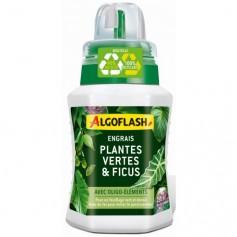 Engrais plantes vertes et Ficus 250ml Algoflash