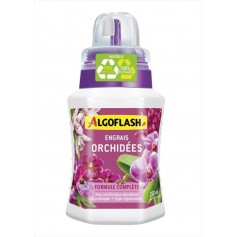Engrais Orchidée 250ml Algoflash