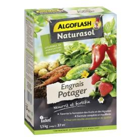 Engrais Potager 1.5kg Algoflash