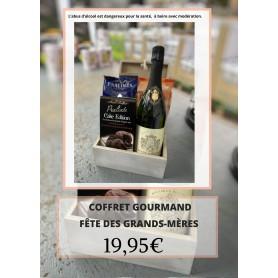 Coffret Gourmand Dans Son panier 19,95€