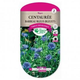 Centauree Barbeau Bleu - Bleuet