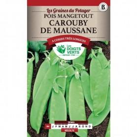 Pois Mangetout Carouby De Maussane