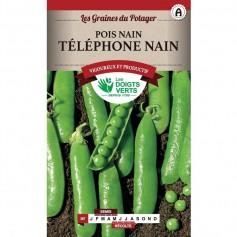Pois Nain Téléphone Nain