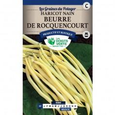 Graines - Haricot Nain Beurre De Rocquencourt